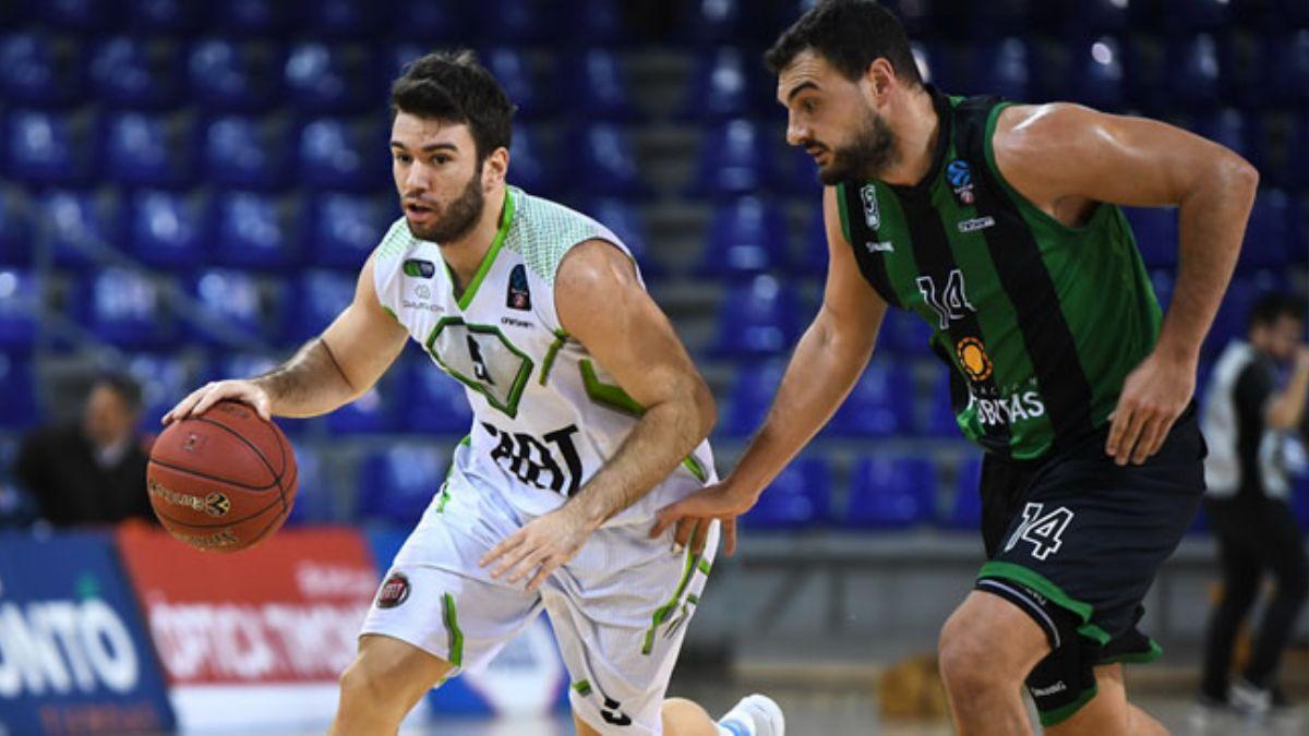TOFAŞ deplasmanda Joventut Badalona'ya 88-84 mağlup oldu