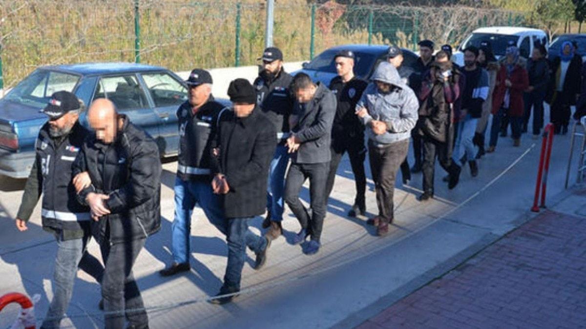 Adana merkezli 5 ildeki FETÖ operasyonunda 9 tutuklama