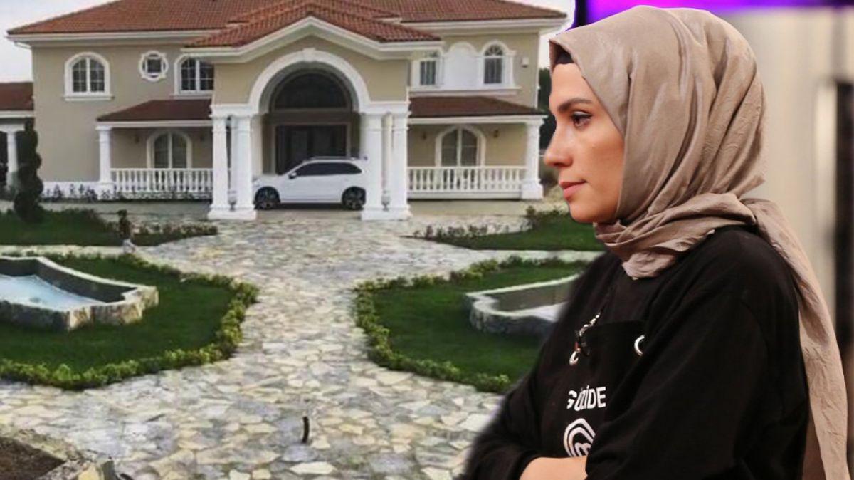 7 milyonluk lüks villasını satan MasterChef Güzide kiraya çıkıyor!