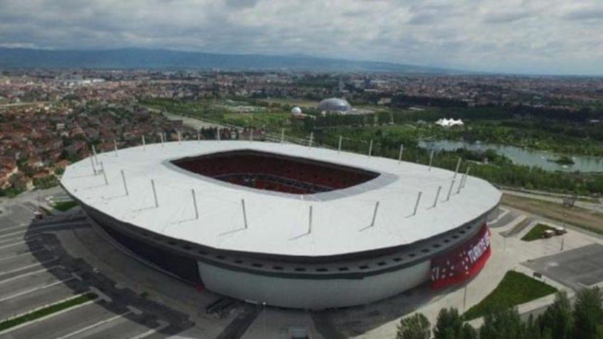 TOKİ'den 'Eskişehir Stadı'nın çatısı çöktü' iddialarına ilişkin açıklama
