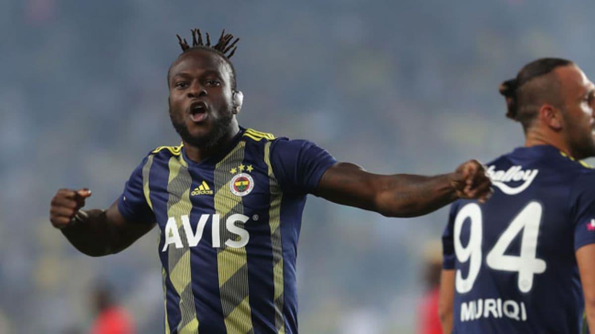 Fenerbahçe, Moses'in sözleşmesini feshetti
