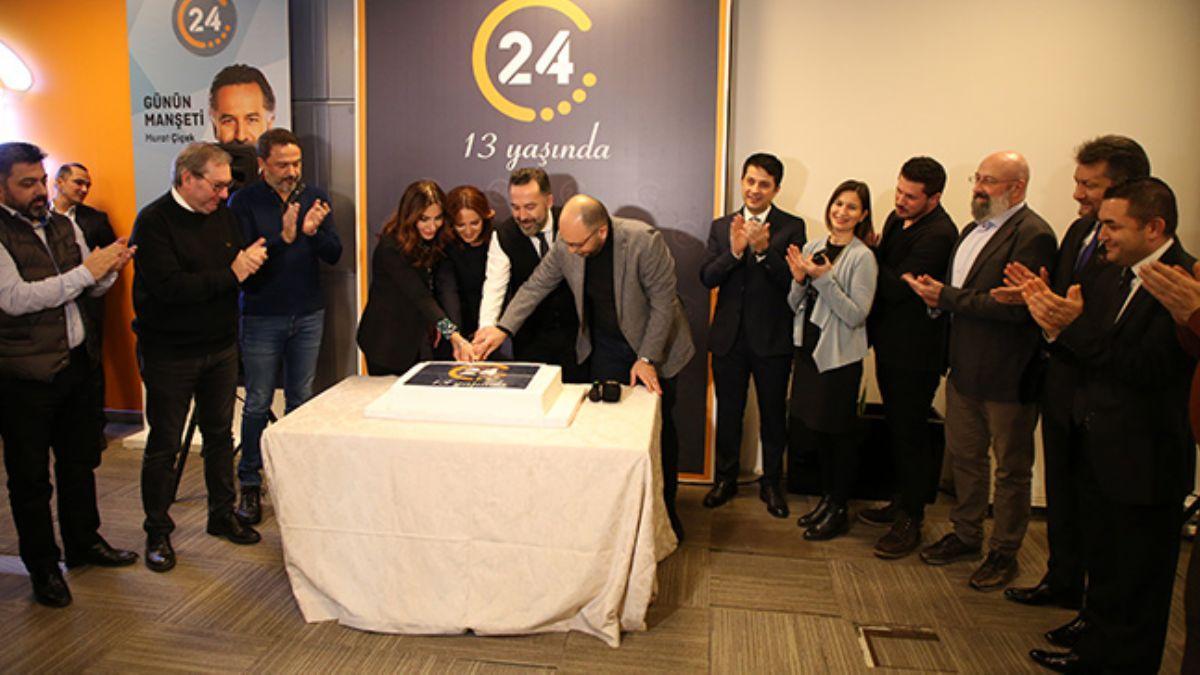 24 TV 13 yaşında!