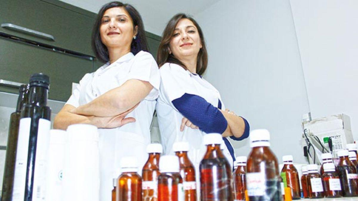 İki kadın girişimcidenD vitaminli zeytinyağı