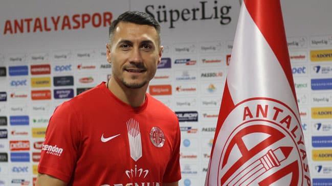 Antalyaspor'un son bombası Adis Jahovic oldu