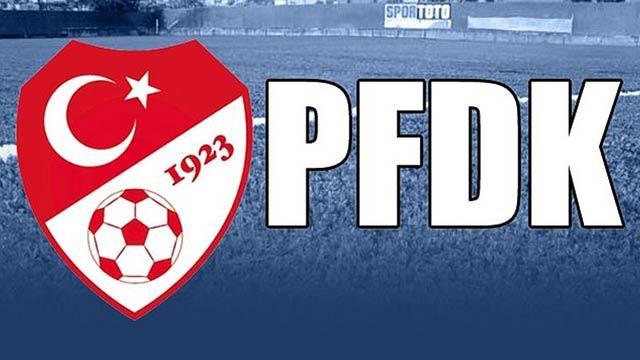 Beşiktaş, Erzurumspor ve Kırklarelispor PFDK'ya sevk edildi
