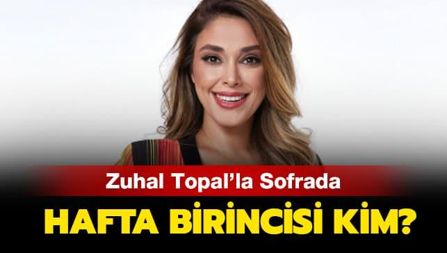 "24 Ocak Cuma Zuhal Topal'la Sofrada kazananı kim"" Zuhal Topal'la Sofrada haftanın birincisi belli oldu!"