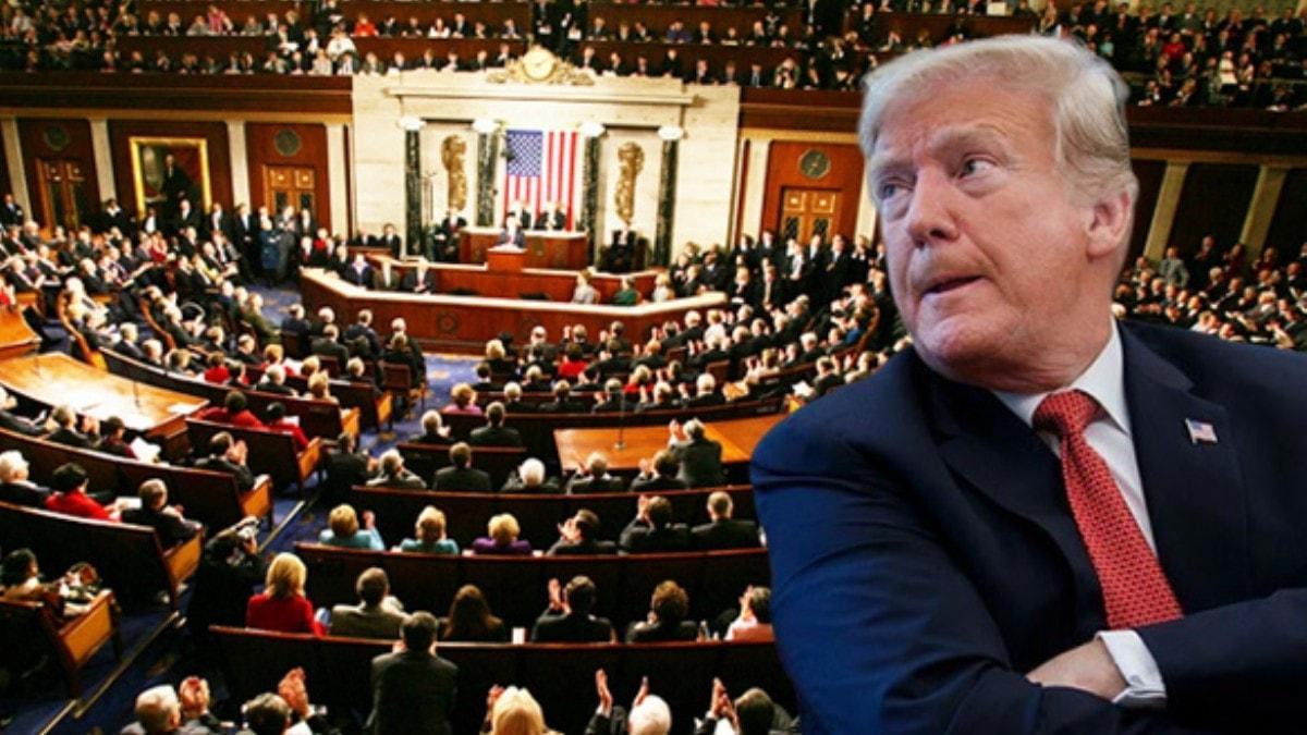 Trump için korkulan oluyor! O madde kabul edildi