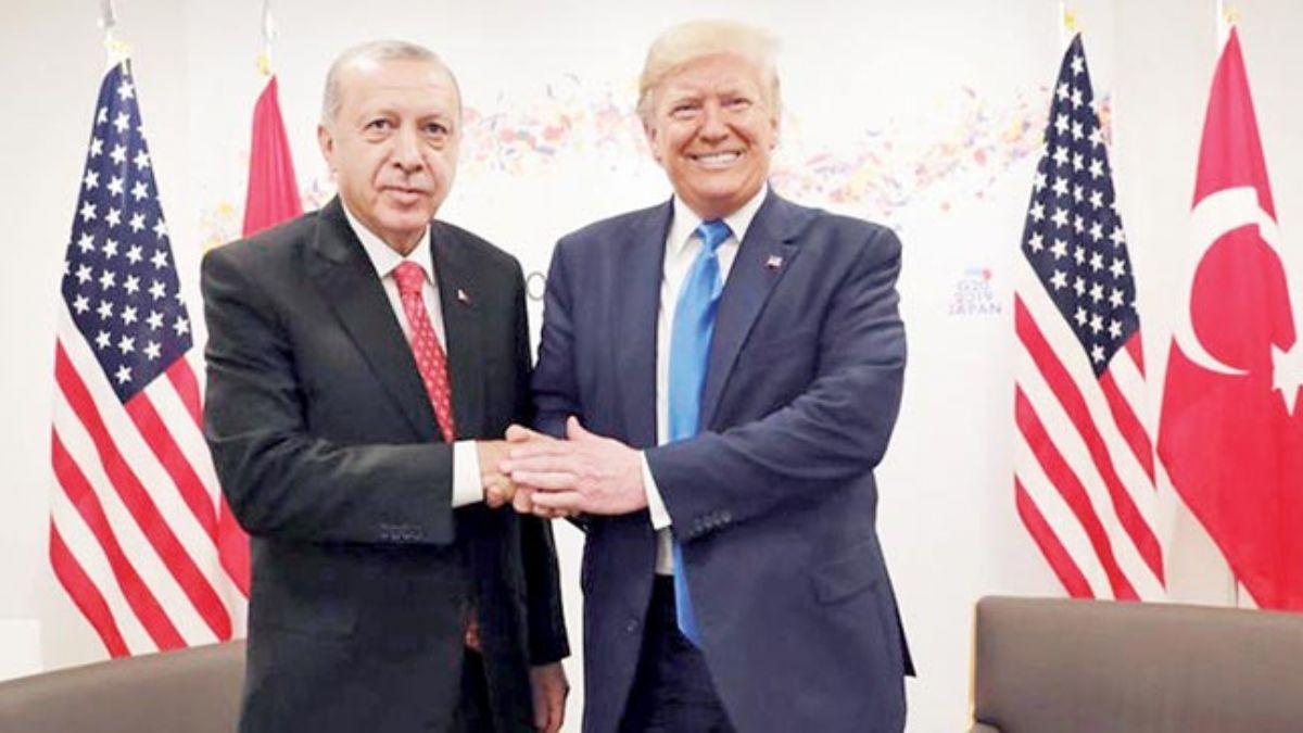 Trump, Erdoğan'auzun süredir hayran