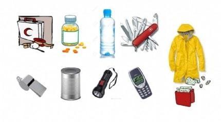 Deprem çantası nasıl hazırlanır? Deprem çantasında olması gerekenler nelerdir?