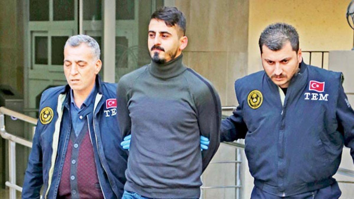 PKK için para topluyordu,Adana'da yakalandı