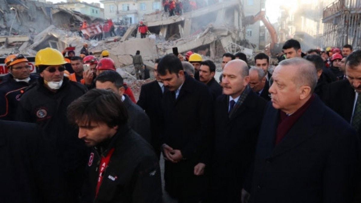 Başkan Erdoğan: Süratle adımlar atılacak, kimse aç açıkta kalmayacak