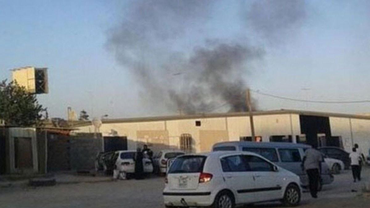 Hafter yerleşim bölgelerine saldırdı: Ölü ve yaralılar var