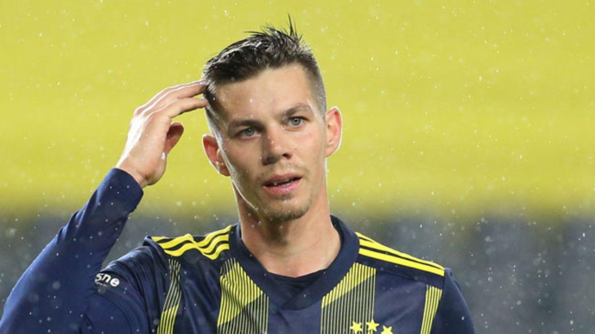 Fenerbahçe'nin sol beki Miha Zajc'a bağlı