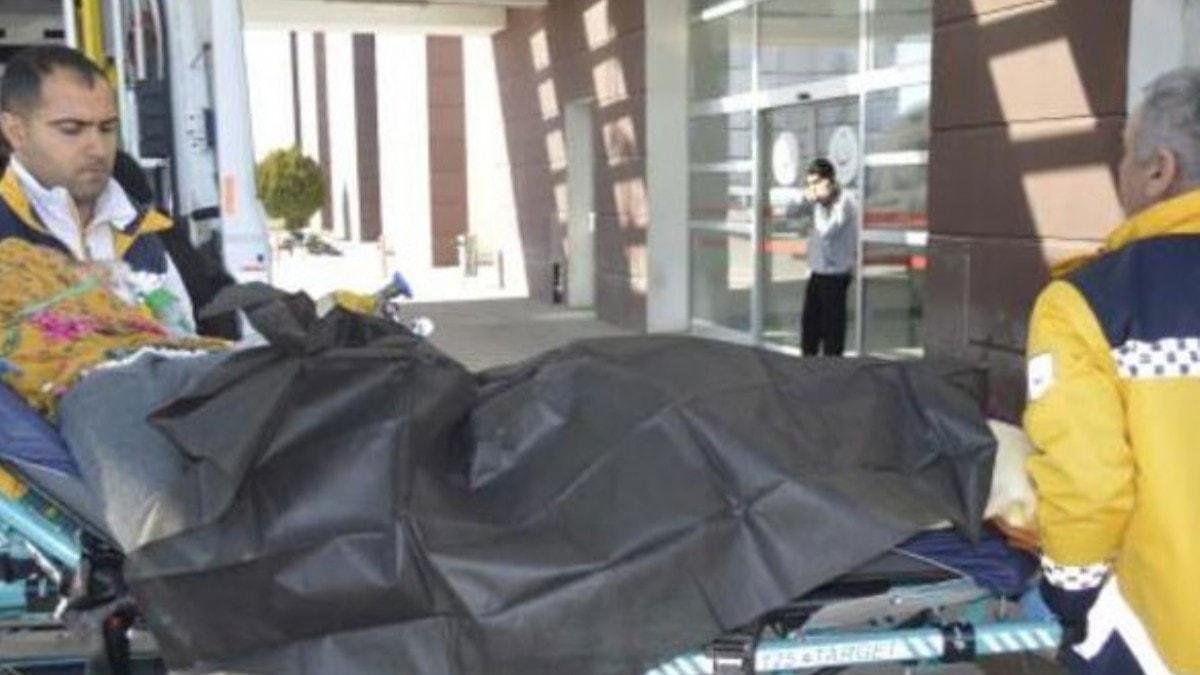 Adıyaman'da sobadan zehirlenen 4 kişi hastaneye kaldırıldı