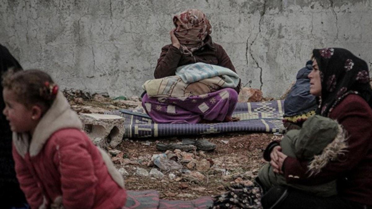 3 günde 31 bin sivil Türkiye sınırı yakınlarına göçtü