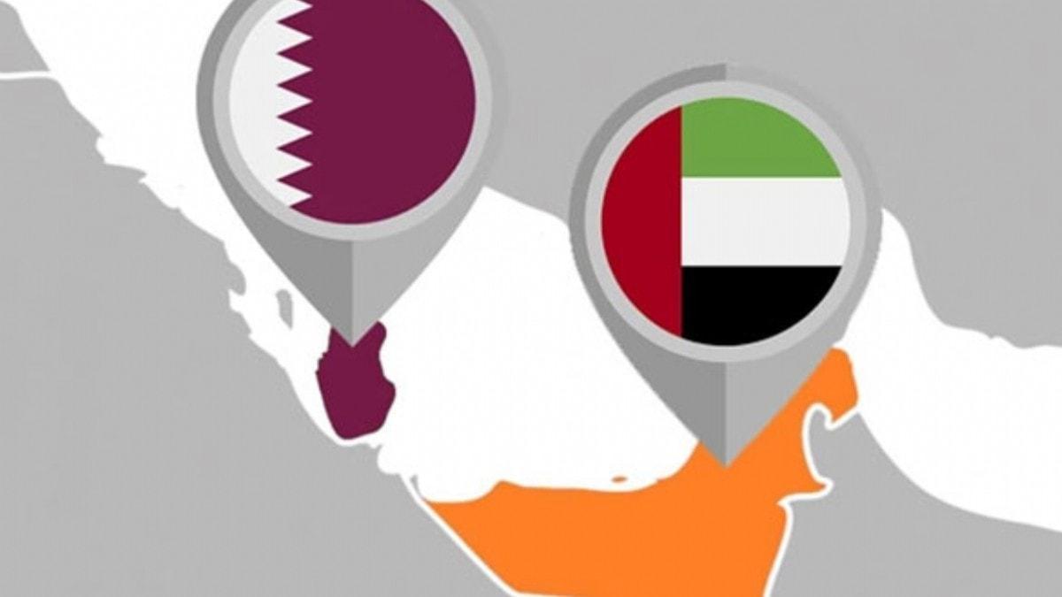 Katar'dan BAE'ye '2 bin 105 hak ihlali' suçlaması