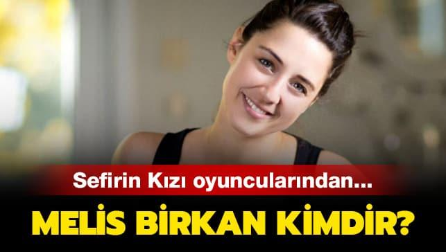 """Melis Birkan kaç yaşında, nereli"""" Sefirin Kızı oyuncularından baş komiser Canan kimdir"""" İşte hayatı!"""