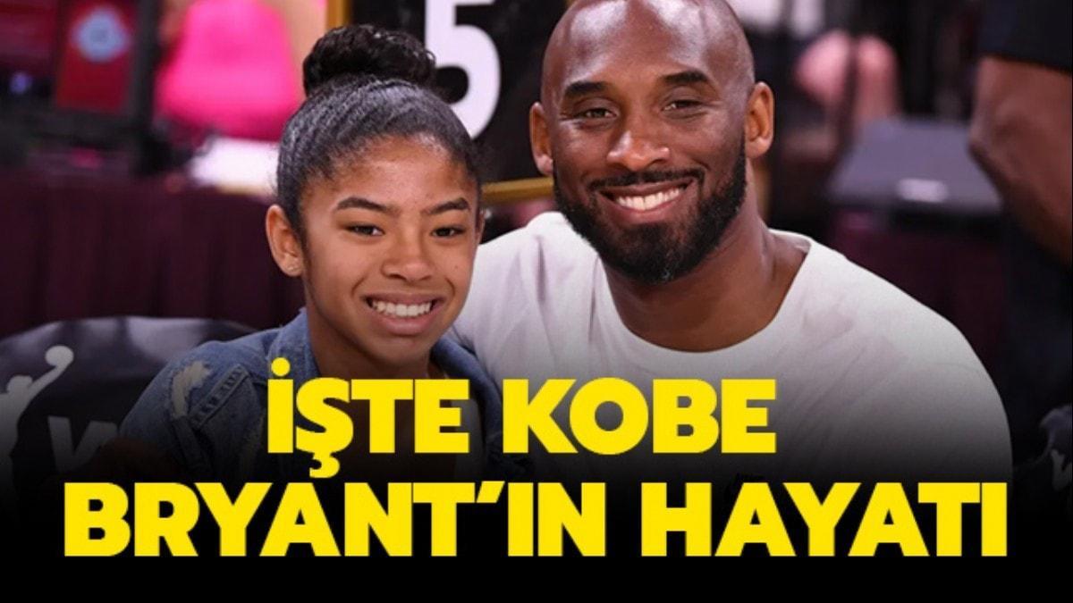 """Kobe Bryant'ın hayatı haberimizde! Kobe Bryant kimdir, kaç yaşındaydı"""""""