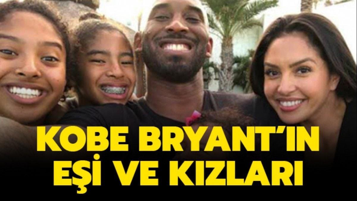 """Kobe Bryant'ın eşi ve kızları kimdir"""" Kobe Bryant'ın eşi Vanessa Laine Bryant kimdir"""""""