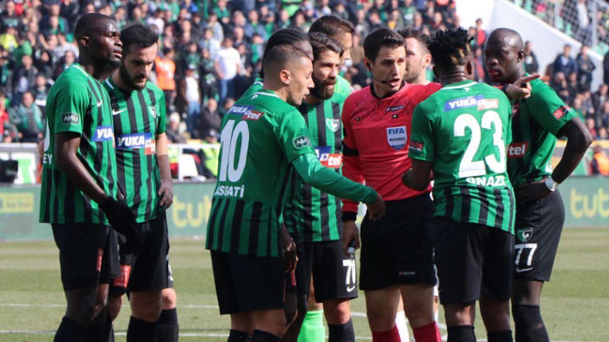 Yukatel Denizlispor 4 haftadır kazanamıyor