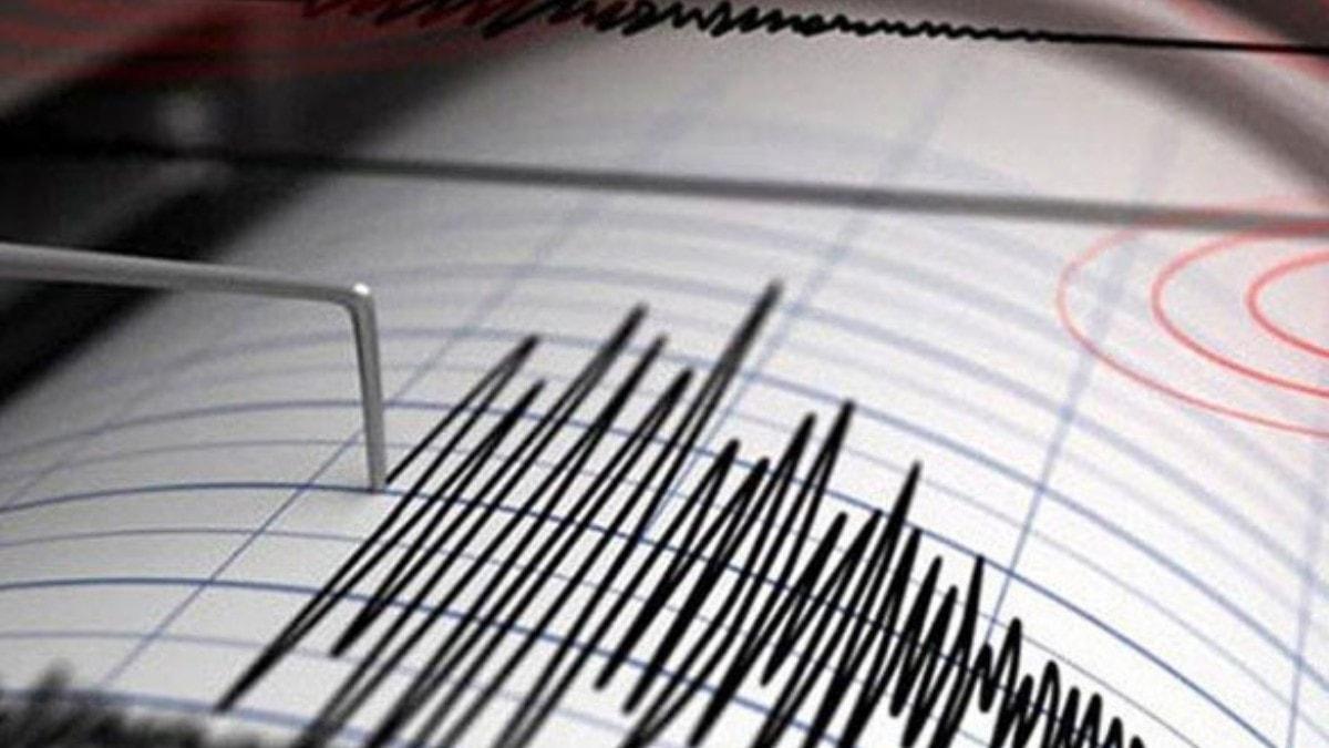 İstanbul Şile'de 3.1 büyüklüğünde deprem