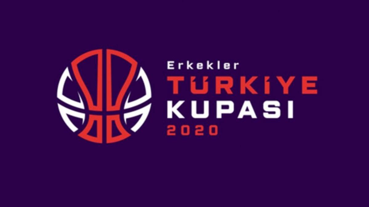 Basketbol Erkekler Türkiye Kupası'nda eşleşmeler belli oldu