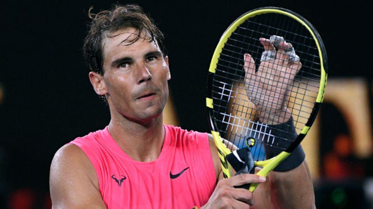 Rafael Nadal, Avustralya Açık'ta çeyrek finale yükseldi