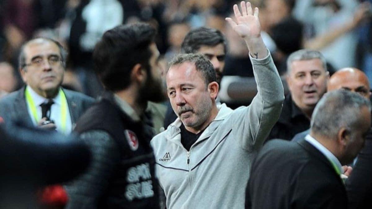 Beşiktaş, Sergen Yalçın ile 1,5 yıllık anlaşma sağladı