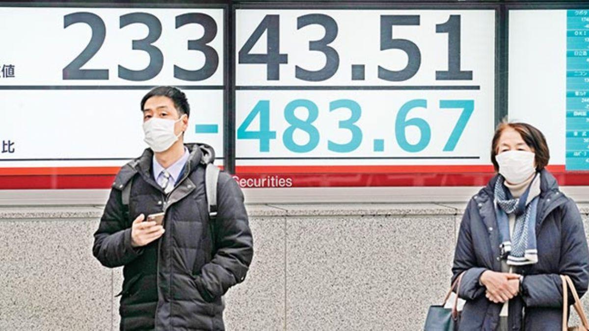 Piyasalarda koronavirüsün etkisi artıyor