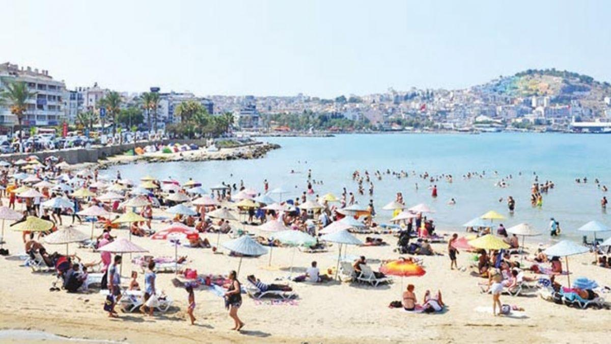 2 milyon kişi tatilini erkenden aldı