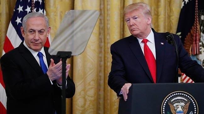 Trump, sözde 'Yüzyılın Anlaşması'nı açıkladı: Kudüs bölünmemiş bir şekilde İsrail'in olacak