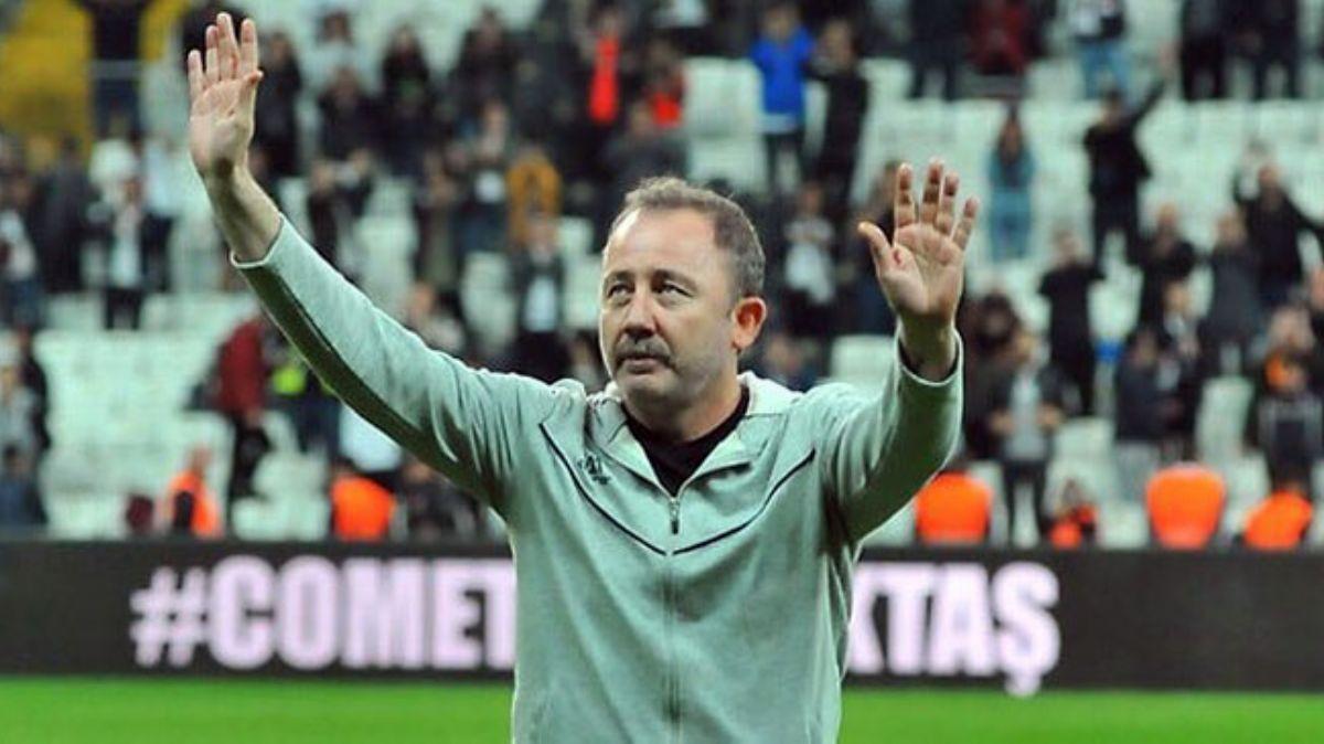 Sergen Yalçın'ın Beşiktaş'taki ilk transferi Nazım Sangare olacak