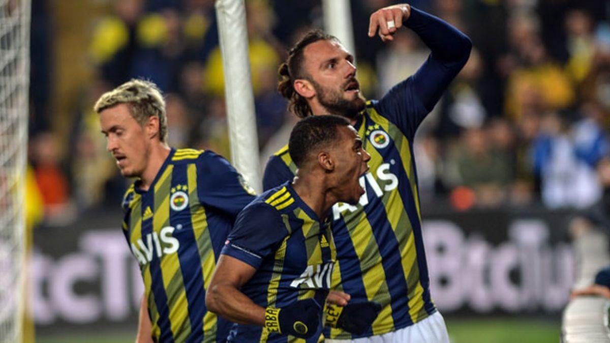 Fenerbahçe, Trabzonspor deplasmanına Başakşehir maçının ilk 11'iyle çıkacak