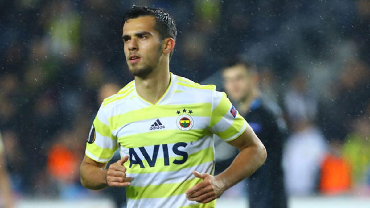 Fenerbahçe, Barış Alıcı'yı Westerlo'ya kiraladığını açıkladı