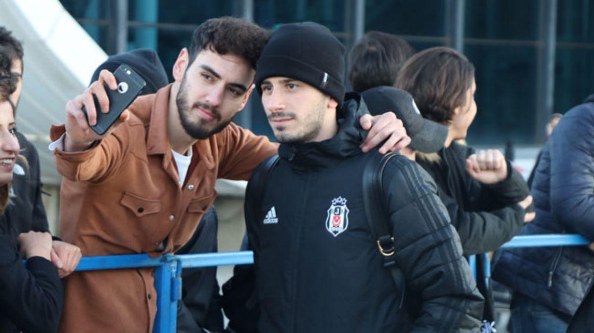 Oğuzhan Özyakup, Feyenoord'a gideceğini açıkladı