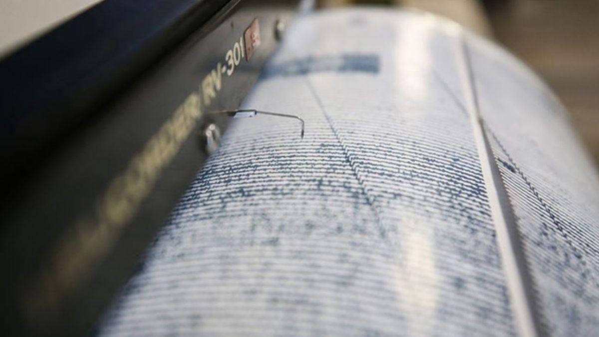 Türkiye beşik gibi sallanıyor! Marmaris açıklarında bir deprem daha