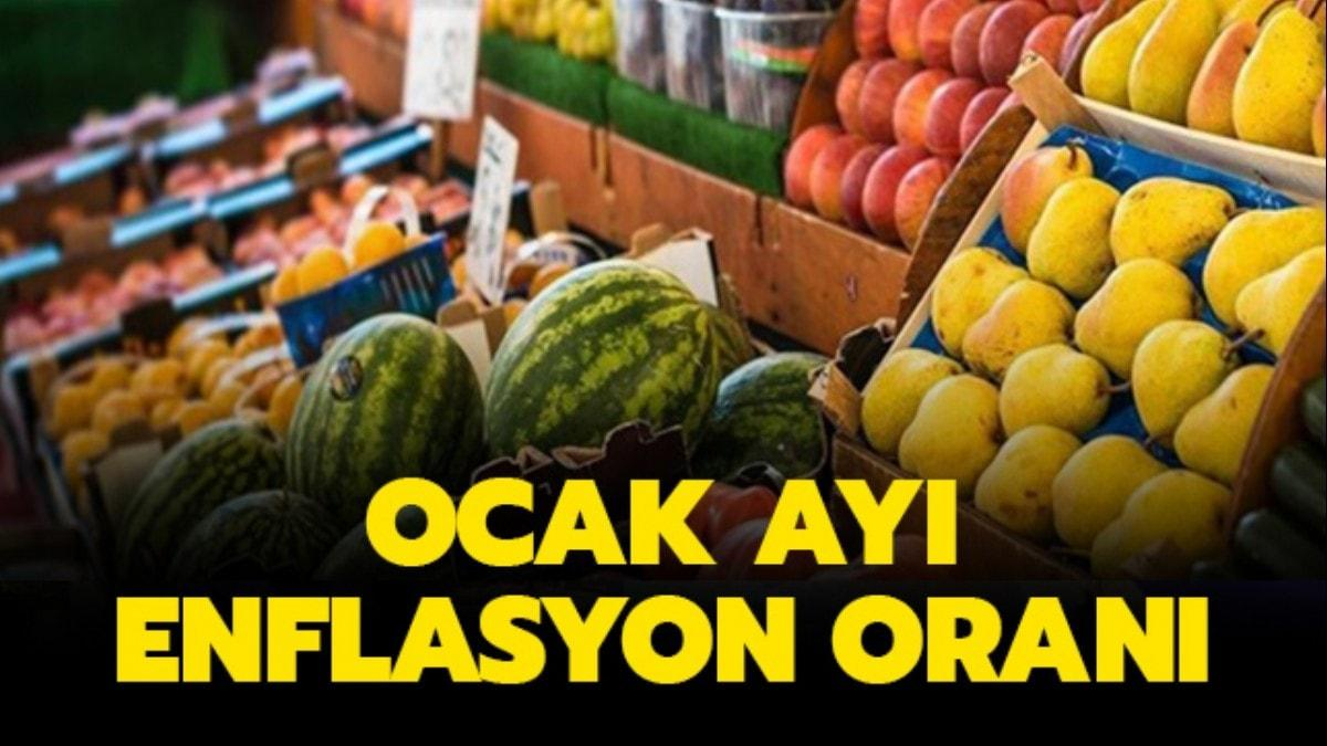 Gözler ocak ayı enflasyon açıklamasında!