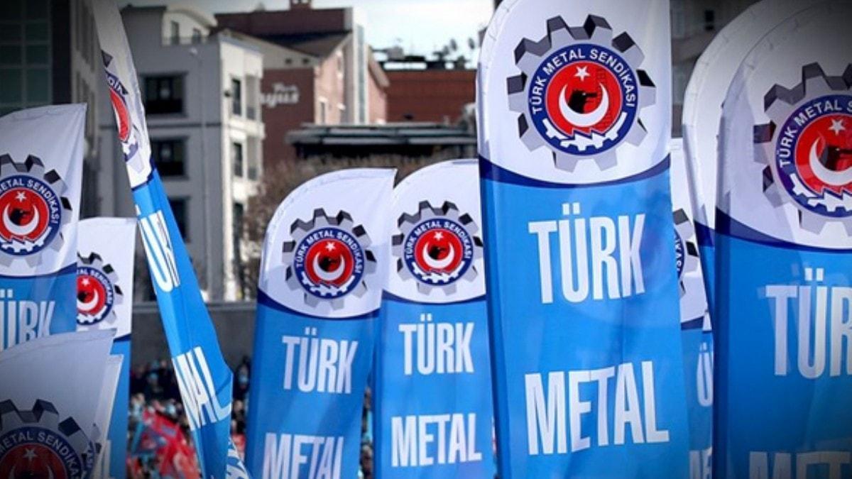 Türk Metal Sendikası ile MESS toplu iş sözleşmesinde uzlaştı