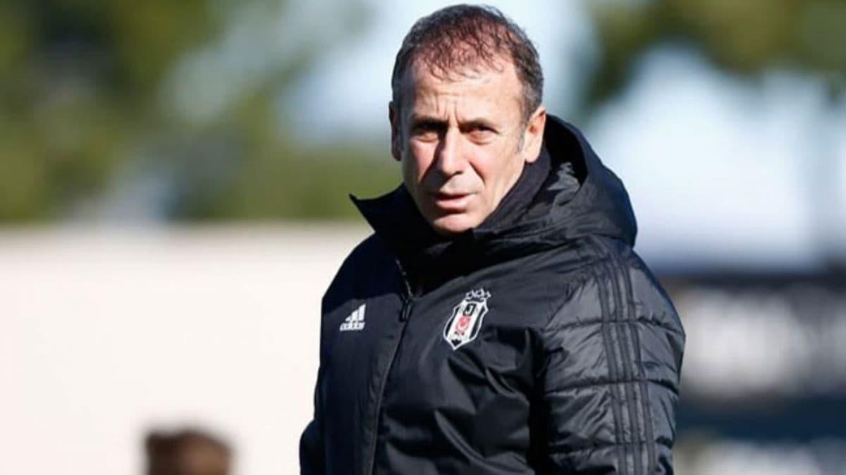 Beşiktaş, Abdullah Avcı'nın sözleşmesinin feshedildiğini TFF'ye ve KAP'a bildirdi