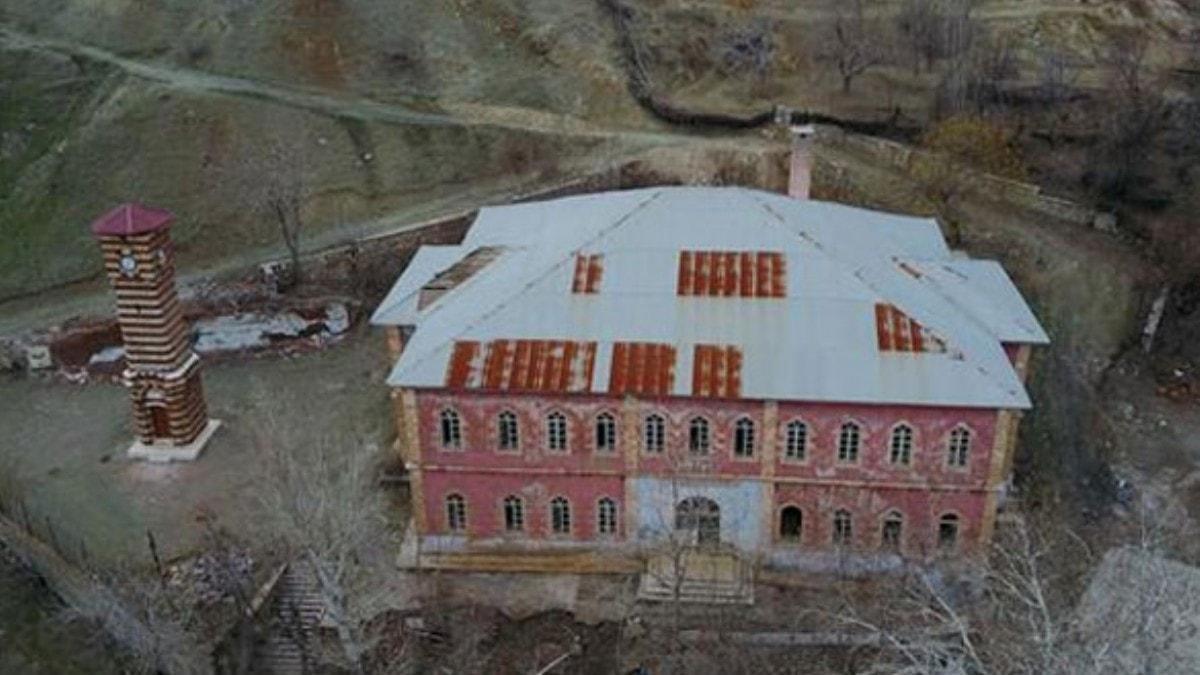 258 yıllık tarihi konak depremden zarar görmedi