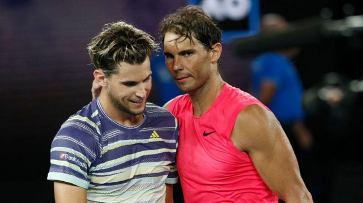 Rafael Nadal, Avustralya Açık'a çeyrek finalde veda etti