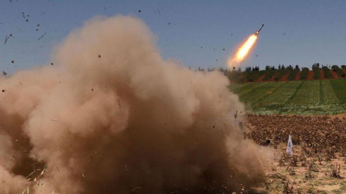 Tel Rıfat'ta yuvalanan YPGPKK, Afrin'e saldırdı