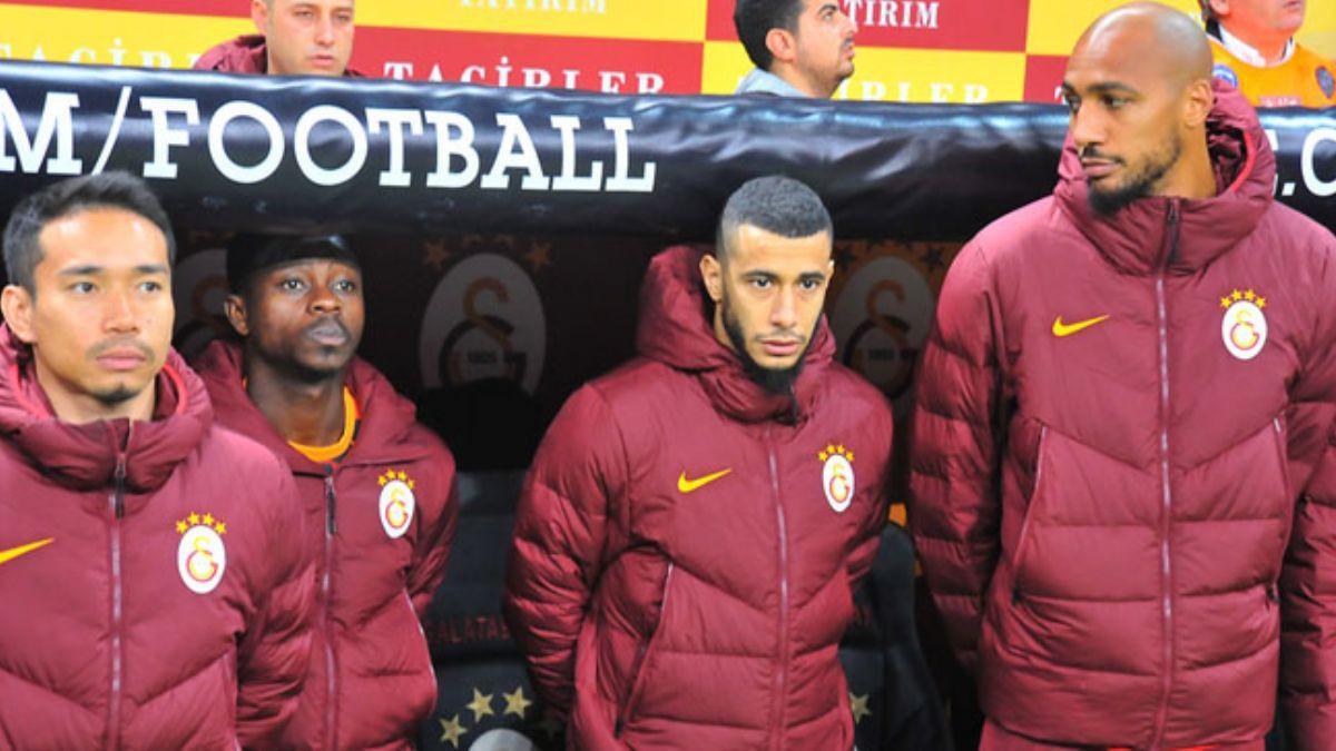 Monaco'dan Galatasaray'da gözden düşen Belhanda için yeni teklif