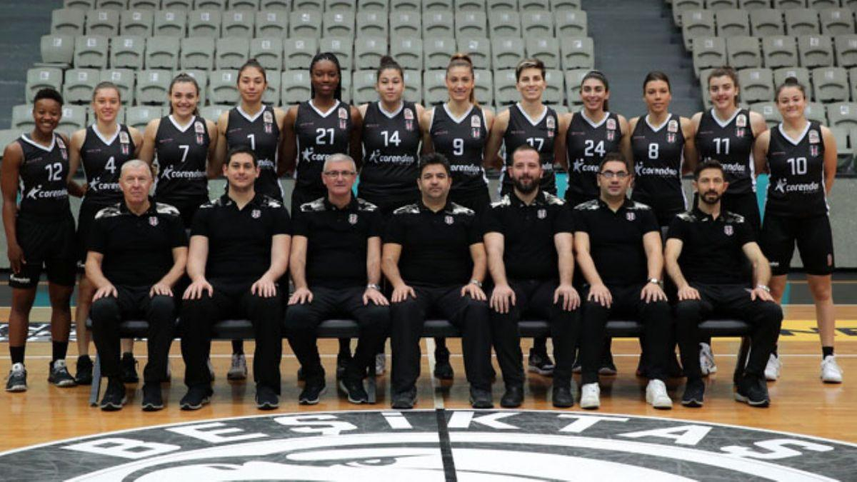 Beşiktaş Kadın Basketbol Takımı Avrupa'ya veda etti