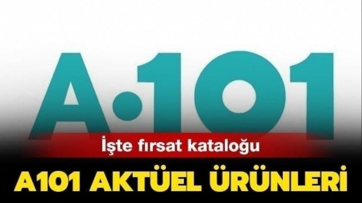 A101 30 Ocak 2020 aktüel ürünler kataloğu yayında!