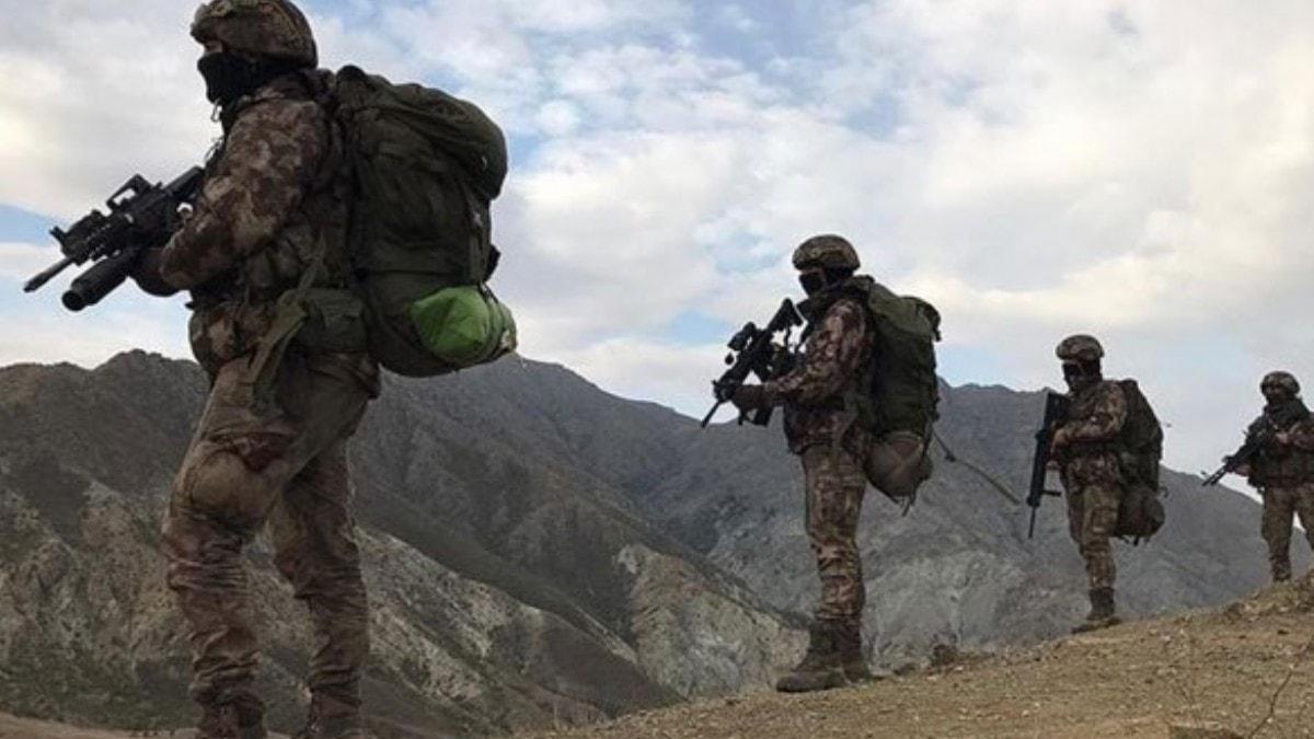 Şırnak'ta 'Kapan-5 Gabar Operasyonu' başlatıldı