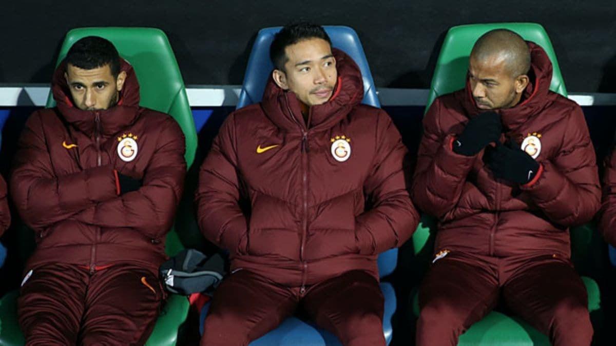 Galatasaray Nagatomo'nun maaşında indirim istiyor