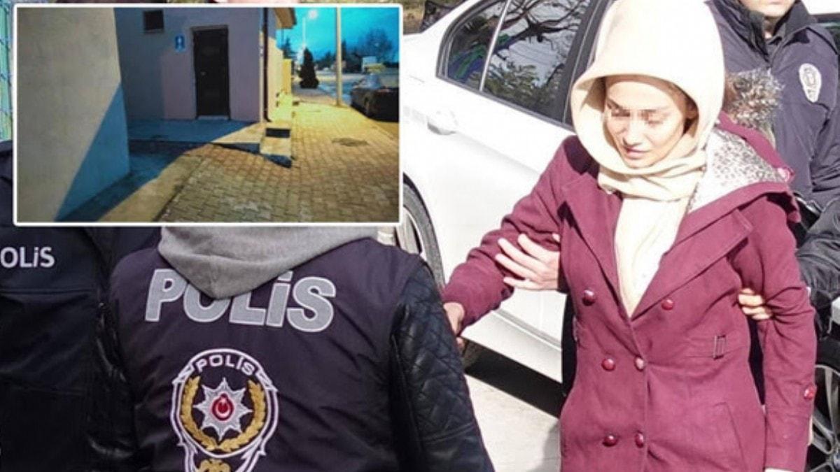 Tren garının tuvaletinde vahşet! 2 çocuk annesi kadın sevgilisini öldürdü