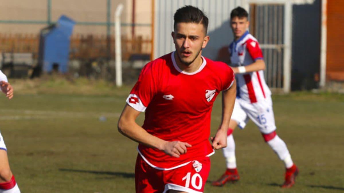Galatasaray genç yıldızı kadrosuna kattı