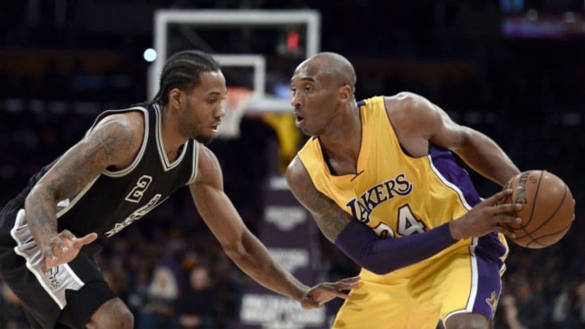 Kawhi Leonard'dan Kobe Bryant'a veda: 'Gerçek değil gibi...'